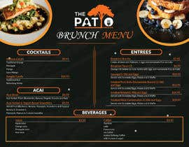 #49 for 2 Menu Designs for 1 Restaurant by mdjahidul306