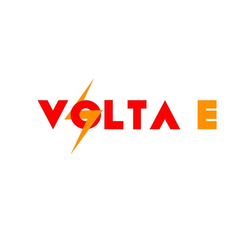 Kilpailutyö #16 kilpailussa Design a Logo for Volta E