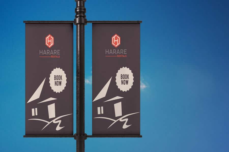 Proposition n°                                        15                                      du concours                                         Lamp post banners theme