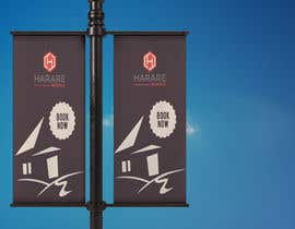 #15 for Lamp post banners theme af mahnoorz21