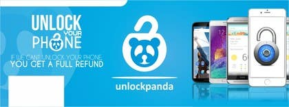 freelancingvs tarafından Design a cover for Facebook,YouTube and twitter for UnlockPanda için no 19