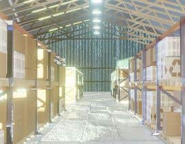 JhaShab tarafından I need a hyperrealistic warehouse scene in Unity/Unreal/Blender/Vray etc için no 29