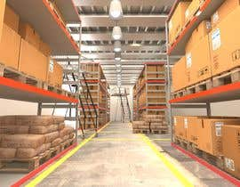 aliuzair76 tarafından I need a hyperrealistic warehouse scene in Unity/Unreal/Blender/Vray etc için no 30