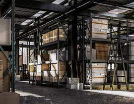 syedzubairrr tarafından I need a hyperrealistic warehouse scene in Unity/Unreal/Blender/Vray etc için no 37