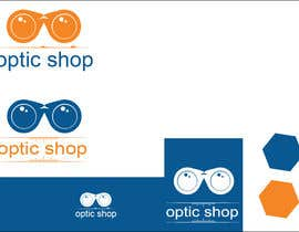#70 para Logo Design for OpticShop.ro por razvansichim