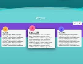 #95 for 1 page website design / redesign af habibfoysal