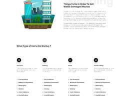 #71 for 1 page website design / redesign af rishard99