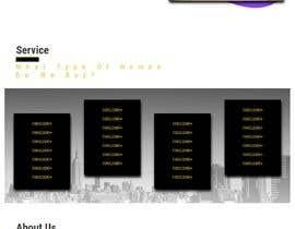 #104 for 1 page website design / redesign af farjanabadhon