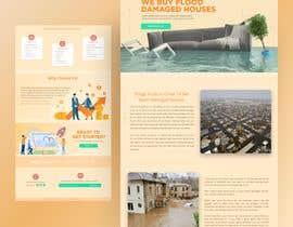 #63 for 1 page website design / redesign af ZukiM