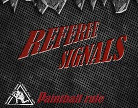 nº 23 pour PAINTBALL RULES Banner Layout (Tough, Diamondplate, grunge, etc) par hjgrimanmarcano