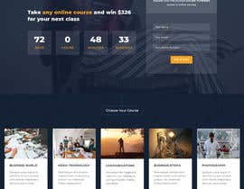 #26 for UI/UX for a Web Platform af habiburrahaman02
