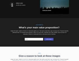 Nro 12 kilpailuun Template for a Company/Corporate Profile käyttäjältä reyalahmad