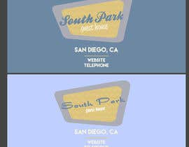 #95 for Design a Logo/ Business card for South Park Guest House by stephmorris888
