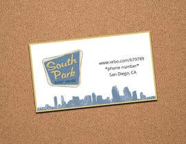 #94 for Design a Logo/ Business card for South Park Guest House by Chaddict