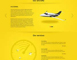 #18 dla Design a FUN and AWESOME Aviation Website Design for Flight Club przez superock