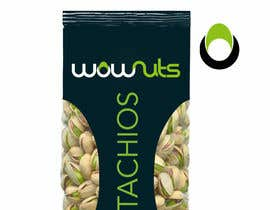 #184 for Design a Logo for WOW Nuts by mariacastillo67