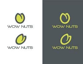#61 for Design a Logo for WOW Nuts by Zbyszko