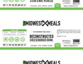 Nro 86 kilpailuun Design a Food Label käyttäjältä rabiulsheikh470