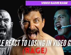 #77 for Create a Youtube thumbnail photo ----- for a youtube video (People React to losing in video games (RAGE)) by yaduvanshiraj555