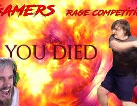 #66 for Create a Youtube thumbnail photo ----- for a youtube video (People React to losing in video games (RAGE)) by tharinduDXD