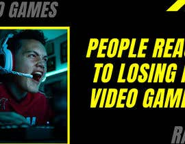 #35 for Create a Youtube thumbnail photo ----- for a youtube video (People React to losing in video games (RAGE)) by OmarBinSofi