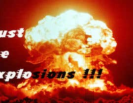 #26 untuk Create a Youtube thumbnail photo ----- for a youtube video (Huge explosions) oleh serajul20
