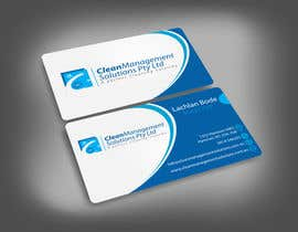 nº 22 pour Design Business card (s) and HTML Email signatures par anibaf11