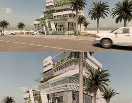 vadimmezdrin tarafından multi level small building of restaurants için no 101