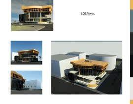 mrsona13 tarafından multi level small building of restaurants için no 102