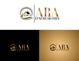 #957 for Logo for luxury home builder af somiruddin