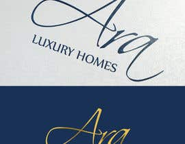 #912 for Logo for luxury home builder af imranislamanik
