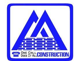 #22 para Logo Design for Construction Company por bestianta