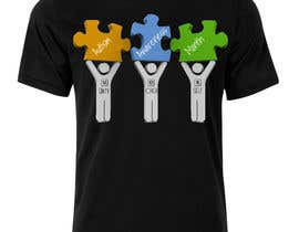 #75 dla Design a T-Shirt for Unity Over Self LLC przez hitesh14356
