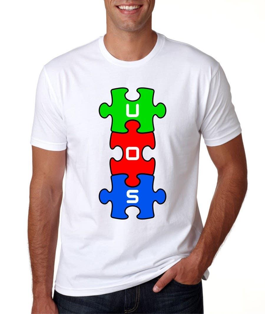 Konkurrenceindlæg #                                        79                                      for                                         Design a T-Shirt for Unity Over Self LLC