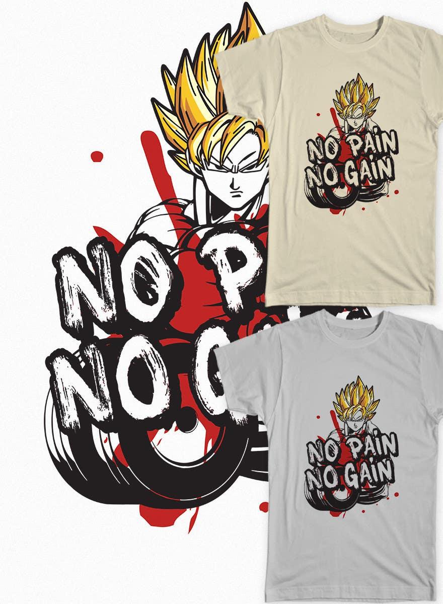 Participación en el concurso Nro.35 para Illustration needed for t-shirt design