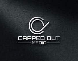 oosmanfarook tarafından Design a Logo for Capped Out Media için no 219
