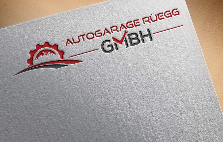 Bài tham dự cuộc thi #                                        582                                      cho                                         Autogarage Rüegg GmbH