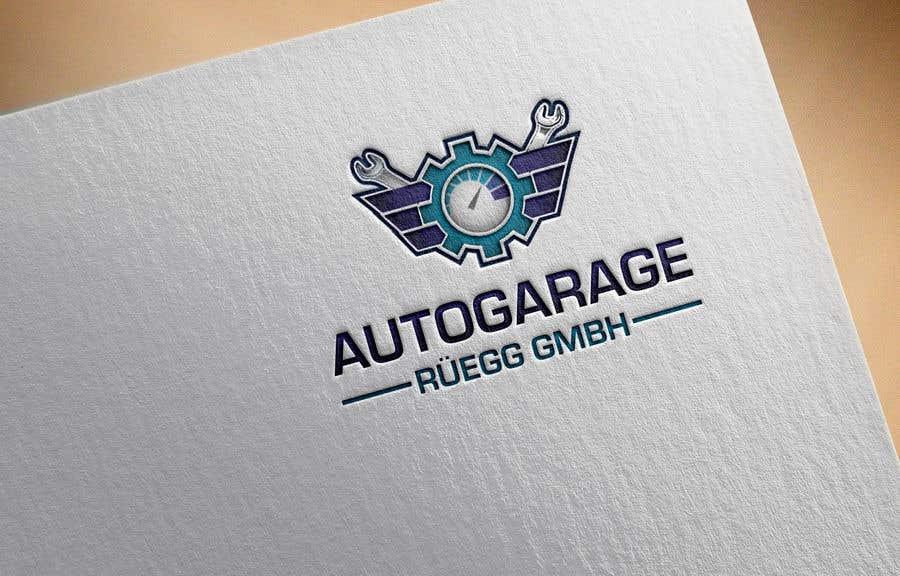 Bài tham dự cuộc thi #                                        576                                      cho                                         Autogarage Rüegg GmbH
