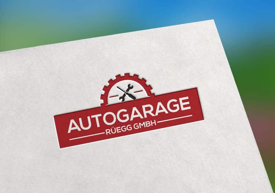 Bài tham dự cuộc thi #                                        579                                      cho                                         Autogarage Rüegg GmbH