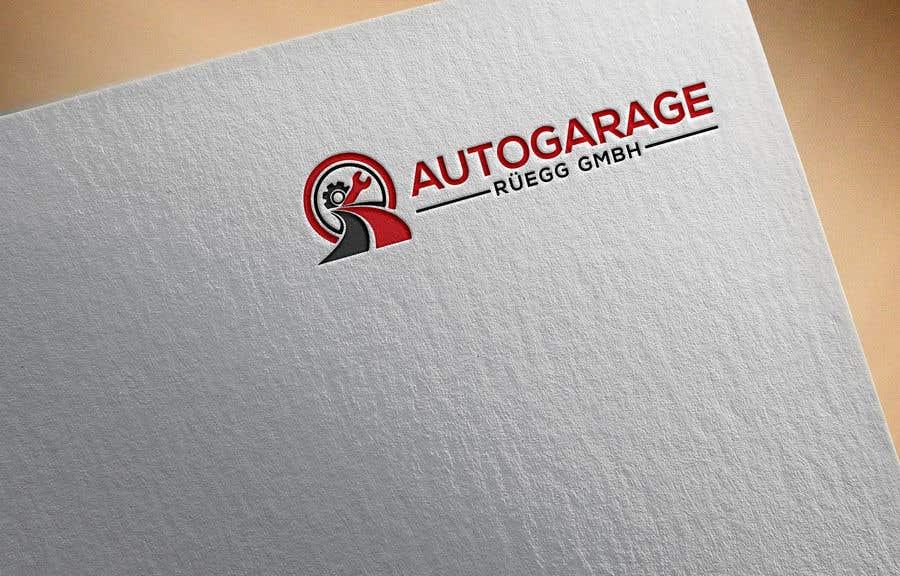 Bài tham dự cuộc thi #                                        356                                      cho                                         Autogarage Rüegg GmbH