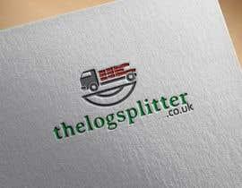 #415 untuk Logo Design - thelogsplitter.co.uk oleh suman60