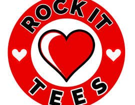 #257 for Rock It Tees logo for T-shirt company by samsudinusam5
