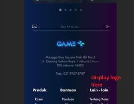 #1219 untuk Design a Logo for Gaming products website oleh ushi123