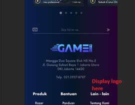 #1220 untuk Design a Logo for Gaming products website oleh ushi123