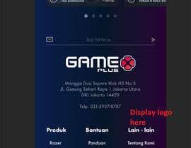 #1266 untuk Design a Logo for Gaming products website oleh ushi123