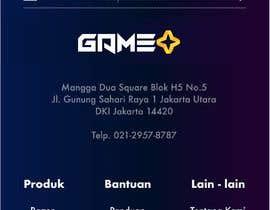#1345 untuk Design a Logo for Gaming products website oleh bibekanandaseth1