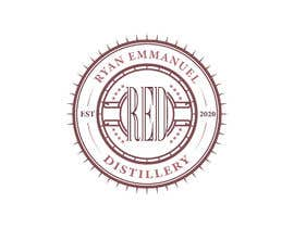 #126 для Logo designer needed to create logo and bottle label for a distillery от saminahusein