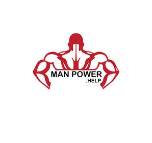 #4 for Logo for Manpower.Help by wahabmomin