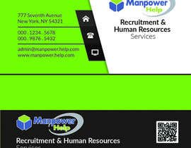#19 para Logo for Manpower.Help de mashab03