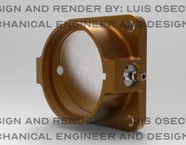#3 for Design 60mm throttle body for a ITB setup for V8 engine by luisosechas91